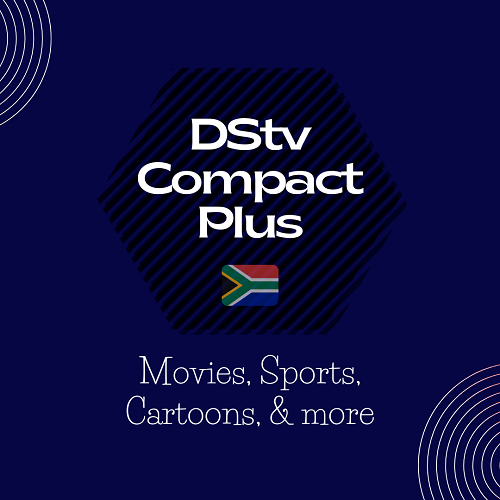 DStv compact plus package
