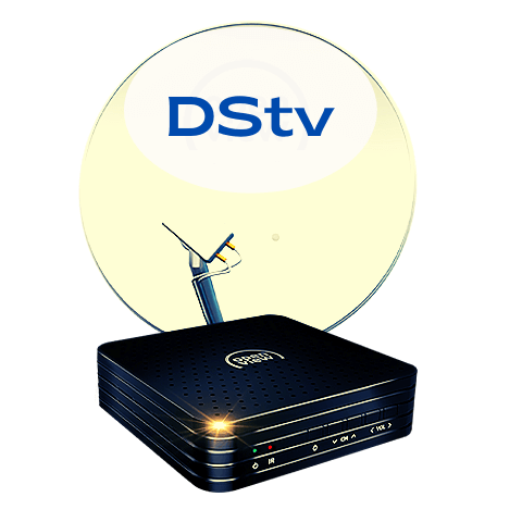 openview decoder with DStv dish