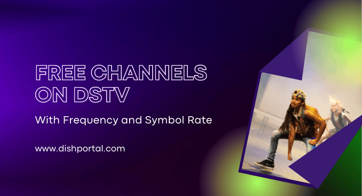 Free Channels on DStv with Frequencies and Symbol Rate